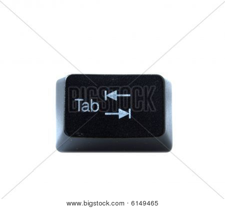 Keyboard Tab Key