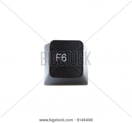 Keyboard F6 Key