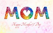 pic of i love you mom  - Happy Mother - JPG