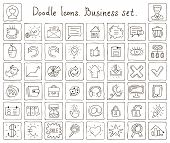 picture of dustbin  - Doodle icons - JPG