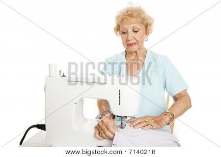 Skilled Senior Seamstress