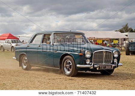Rover motorcar