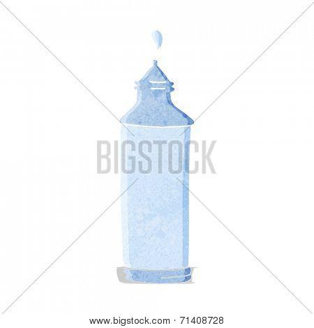 cartoon squirt bottle