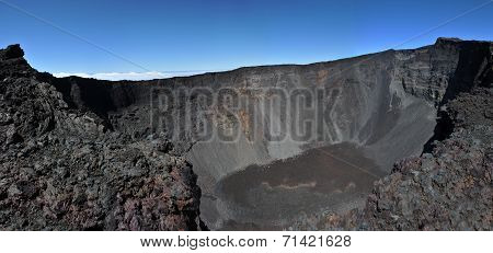 Peak Of The Furnace Crater