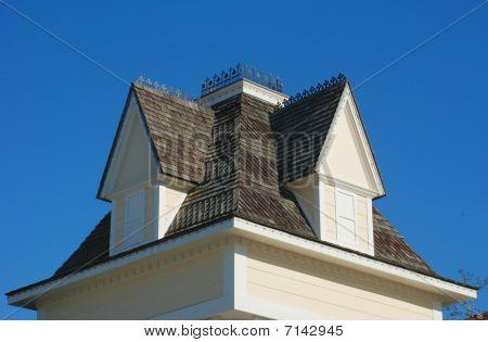 Victorian House Roofline
