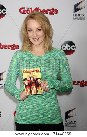 vLOS ANGELES - SEP 3:  Wendi McLendon-Covey at the