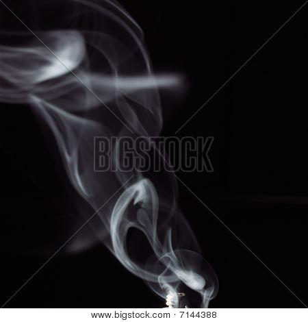 Smoke From Cigaret