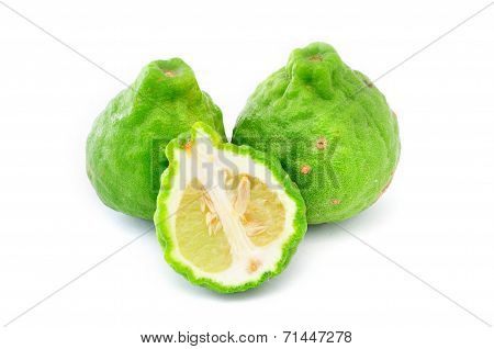 Bergamot (kaffir Lime)