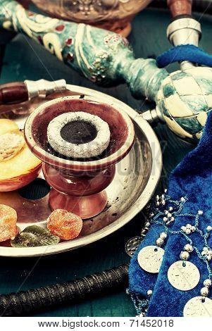 shisha and accessories