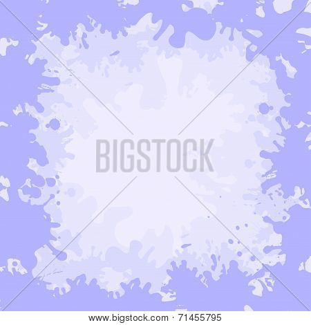 Abstract background, frame from stains