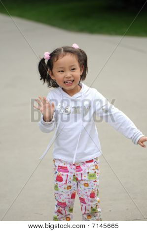 Cute Little Girl