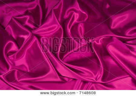 Pink Satin/silk Fabric 3