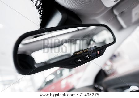 Rear View Interior Car Mirror