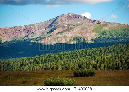 Colorful Colorado Summits