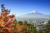 stock photo of kanto  - Mt - JPG