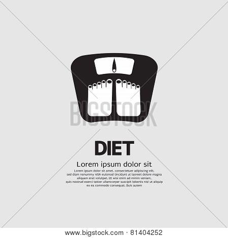 Dietetics Concept.