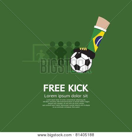 Free Kick.