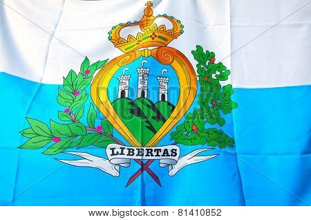 Flag of the San Marino
