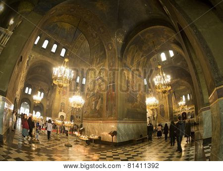 Saints Cyril And Methodius Day Celebration At Aleksander Nevsky Cathedral
