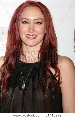 LOS ANGELES - JAN 17:  Blake V at the Hollywood Red Carpet School at Secret Rose Theater on January 17, 2015 in Studio City, CA