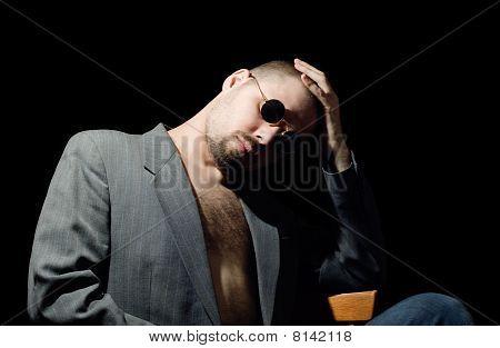 Bristly Man