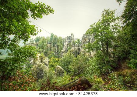 Bridge Named Bastei