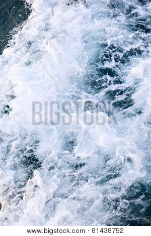 Sea Water Splash
