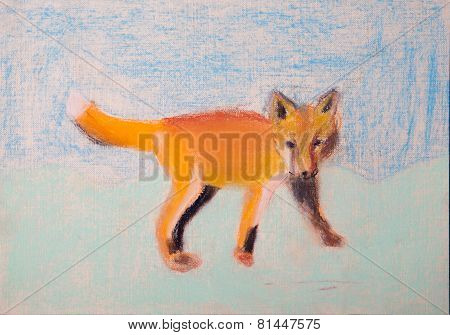 Child Picture Of Fox