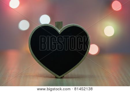 Black Wood Heart