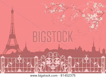 Spring Paris