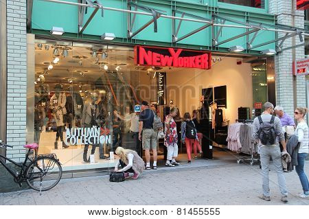Newyorker Fashion Store