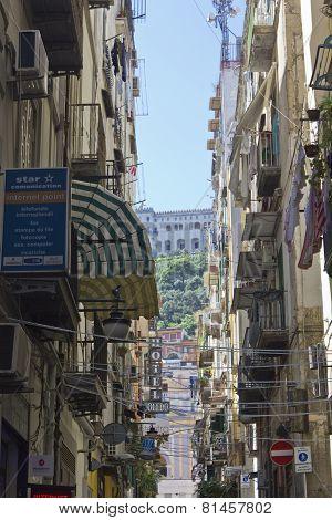 Quartieri Spagnoli (spanish Quarters), Naples