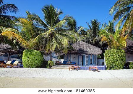 Beach Bungalows, Maldives