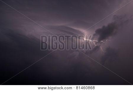 Lightning In The Sky
