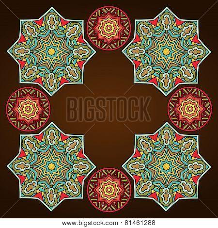 Arabic Style Background