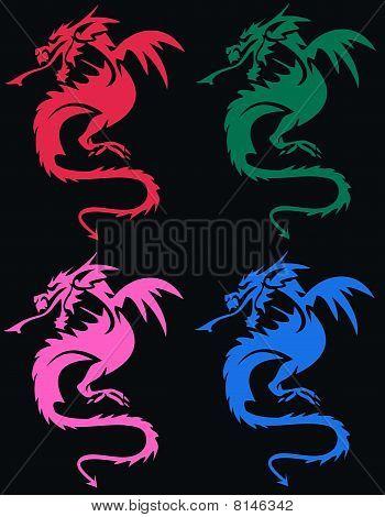 dragoons pattern