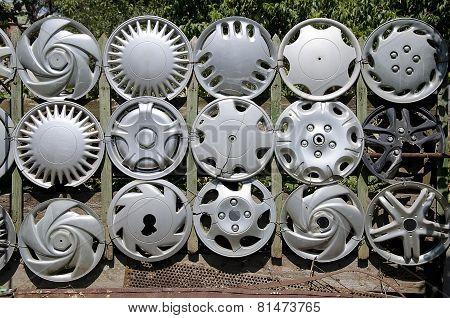 Old Car Rims