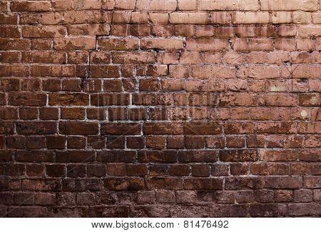 Bricks Grunge Wall