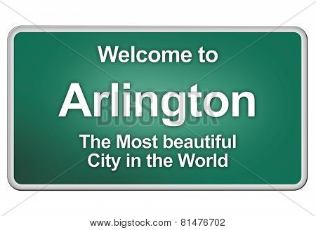 Welcome home to Arlington