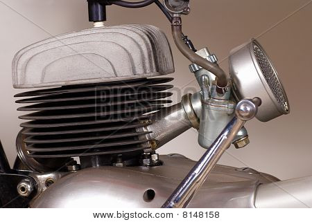 Classic Bike Engine