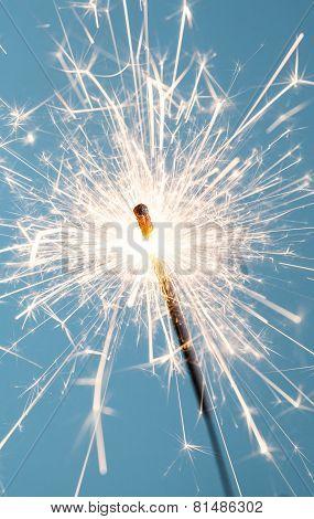 Sparkler Macro