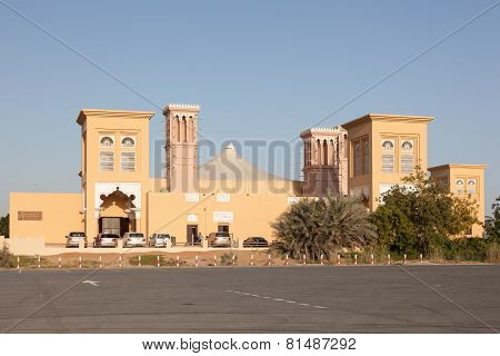 Dubai Falconry Center