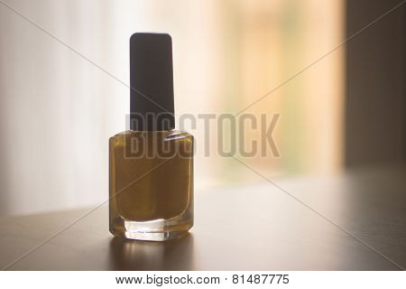 Nail Polish Varnish Bottle