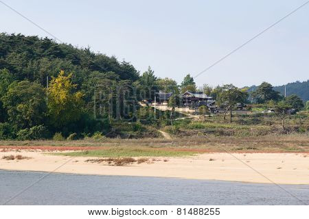 Whole View Of Hwacheonseowon