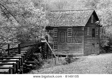 Mingus Mill Smoky Mountains