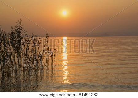 Sunset (lago Di Garda, Italy)
