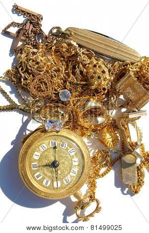 Cash for Gold. aka CASH 4 GOLD. Turn your old broken Jewelry and Gold into Cold Hard CASH when you turn it into a Gold Refiner. Cash for gold is a popular business venture that many have taped into