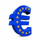 image of union  - European Union Symbol isolated on white background - JPG