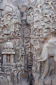 foto of arjuna  - Great Penance of Arjuna - JPG