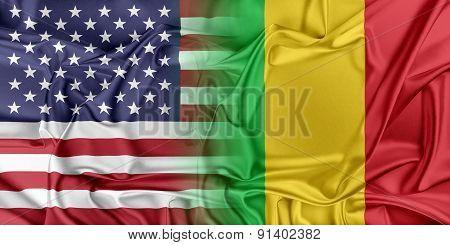 USA and Mali